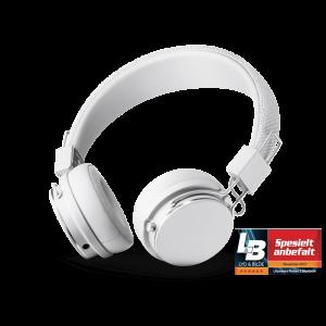 Urbanears Plattan II trådløse hodetelefoner - hvit
