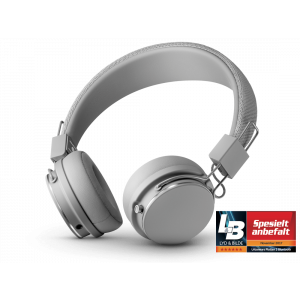 Urbanears Plattan II trådløse hodetelefoner - mørk grå