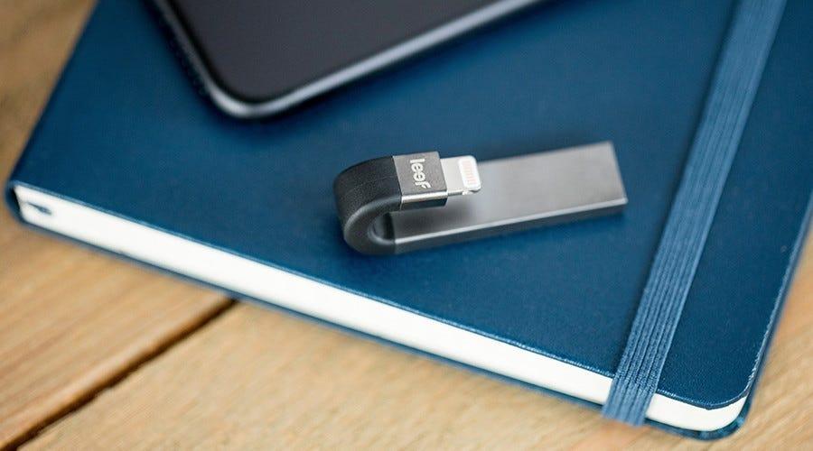 b70603f15 Leef iBridge 3 USB-minnepinne med Lightning-tilkobling 32GB